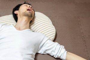 気になる いびき や 歯ぎしり 対処方法 応急的処置